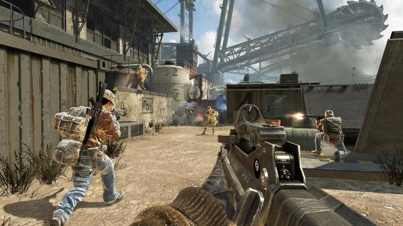 Call of Duty - Black Ops: PC-Patch erschienen(Update)