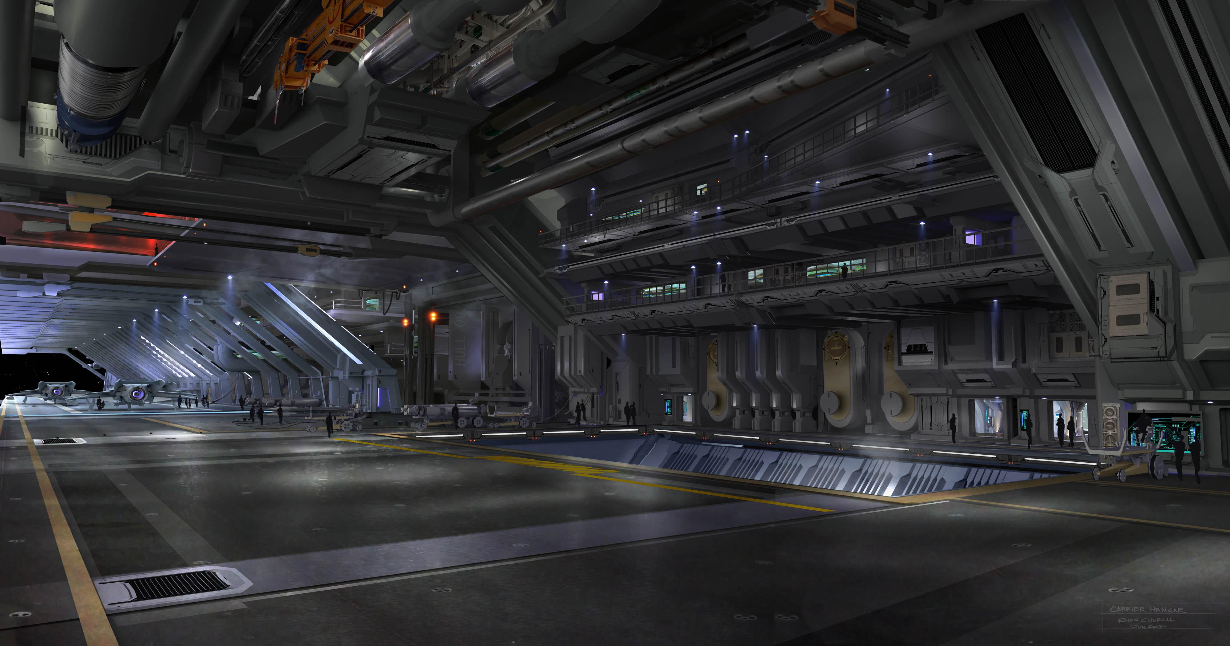 Chris roberts 39 neues spiel teaser ver ffentlicht news for Interieur vaisseau star wars