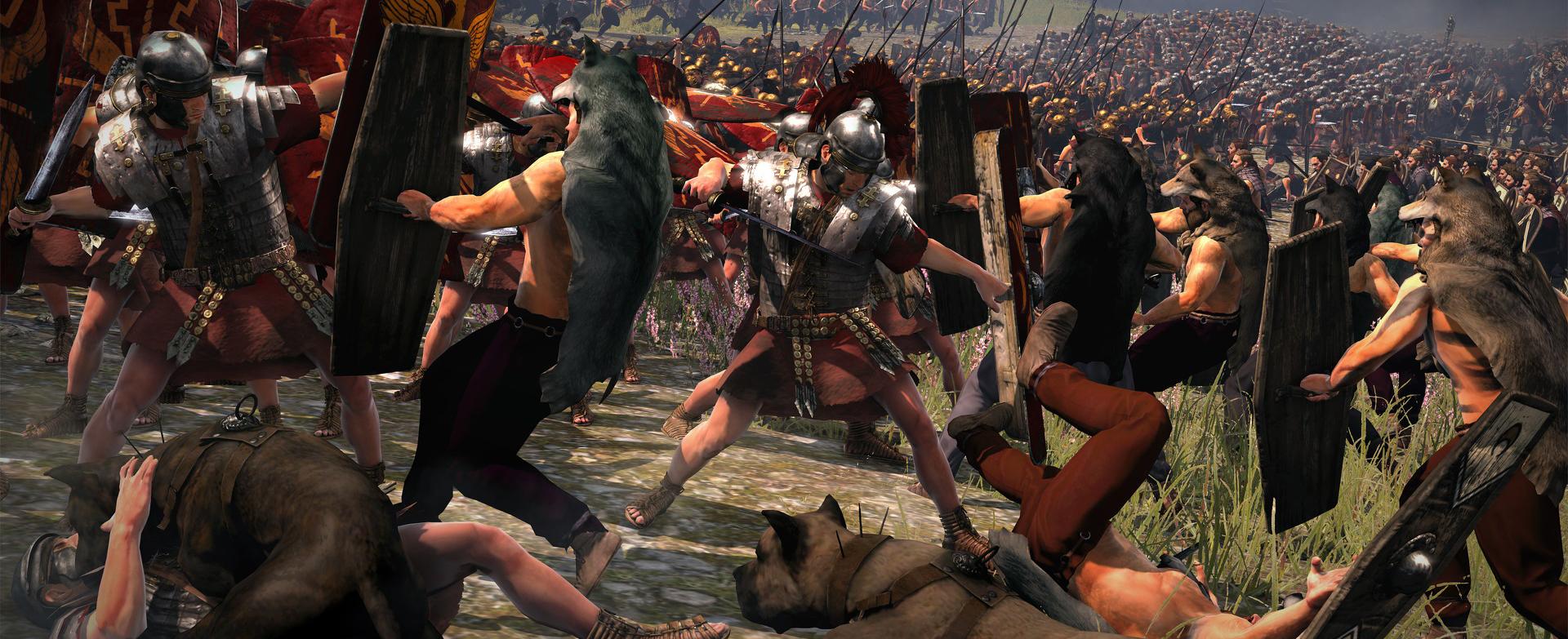 brot und spiele im alten rom