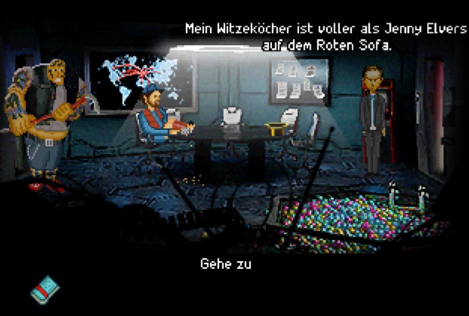 Neo Magazin Game