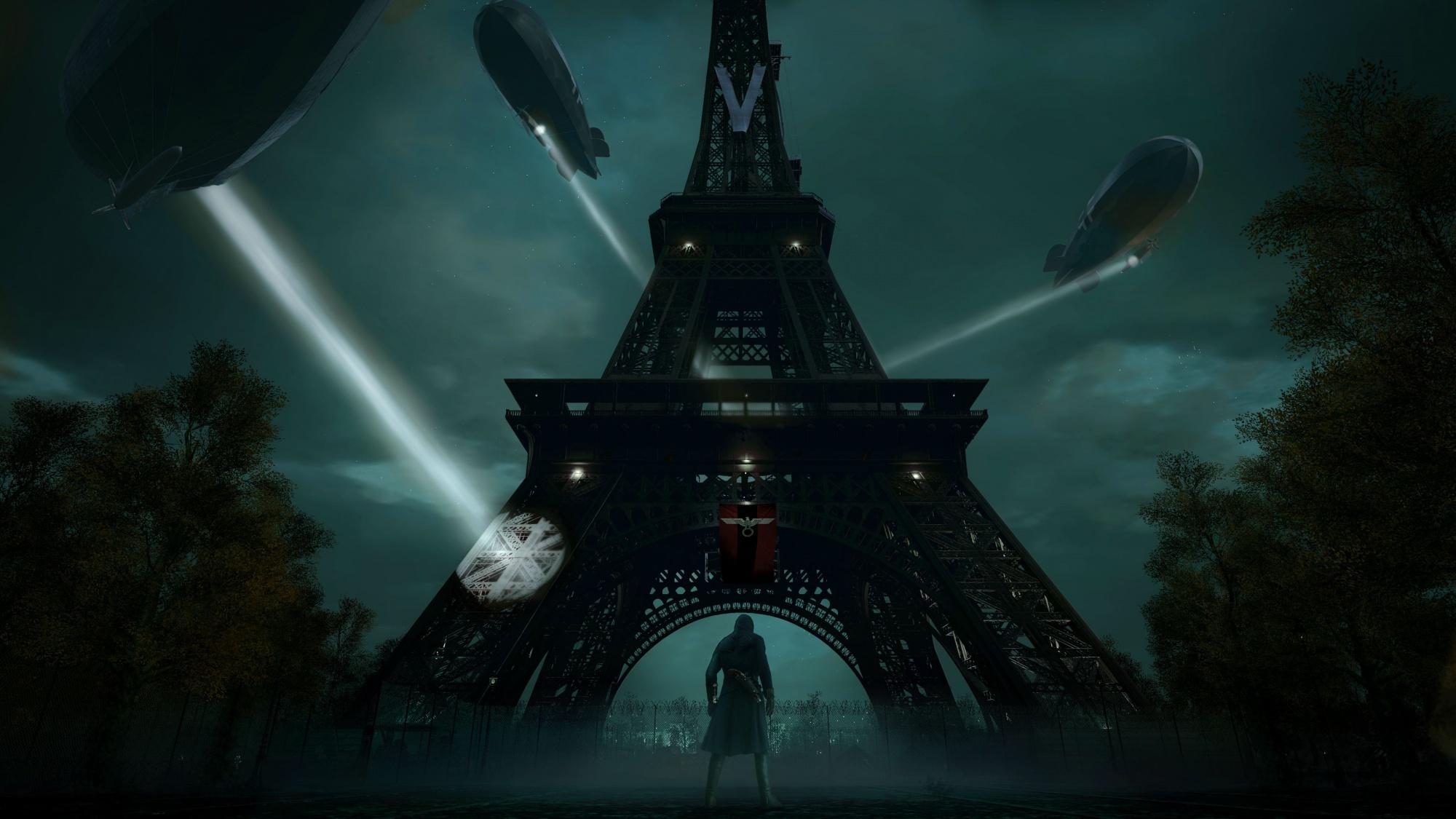 Assassin's Creed Unity: Zeitanomalien & Eiffelturm im ...