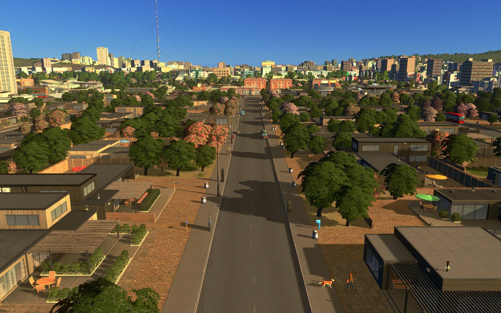 Cities Skylines Green Cities Test