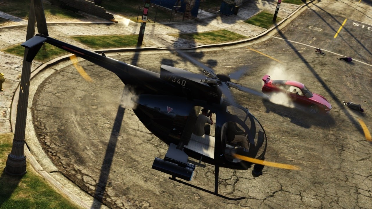 grand theft auto 5 spielen