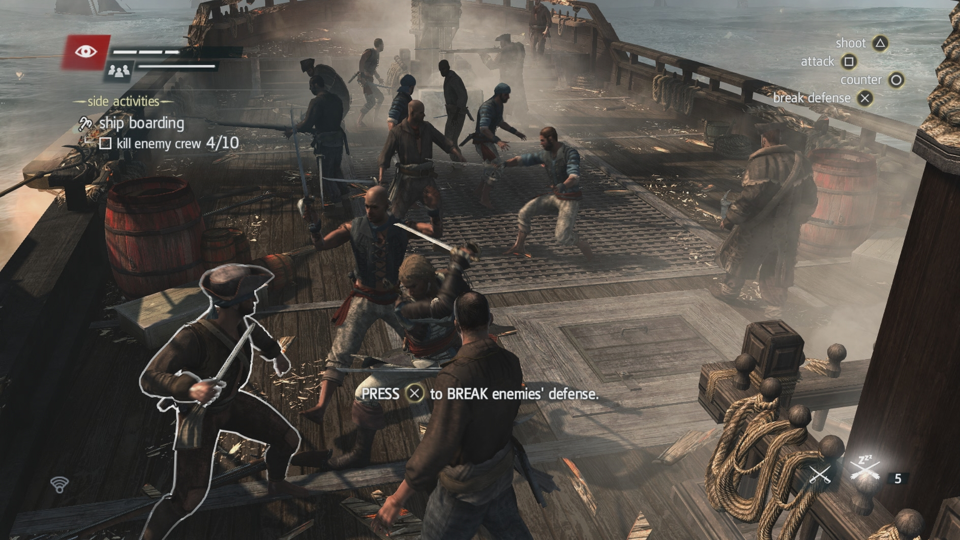 ac4 black flag flottenmanagement nur mit onlinepass