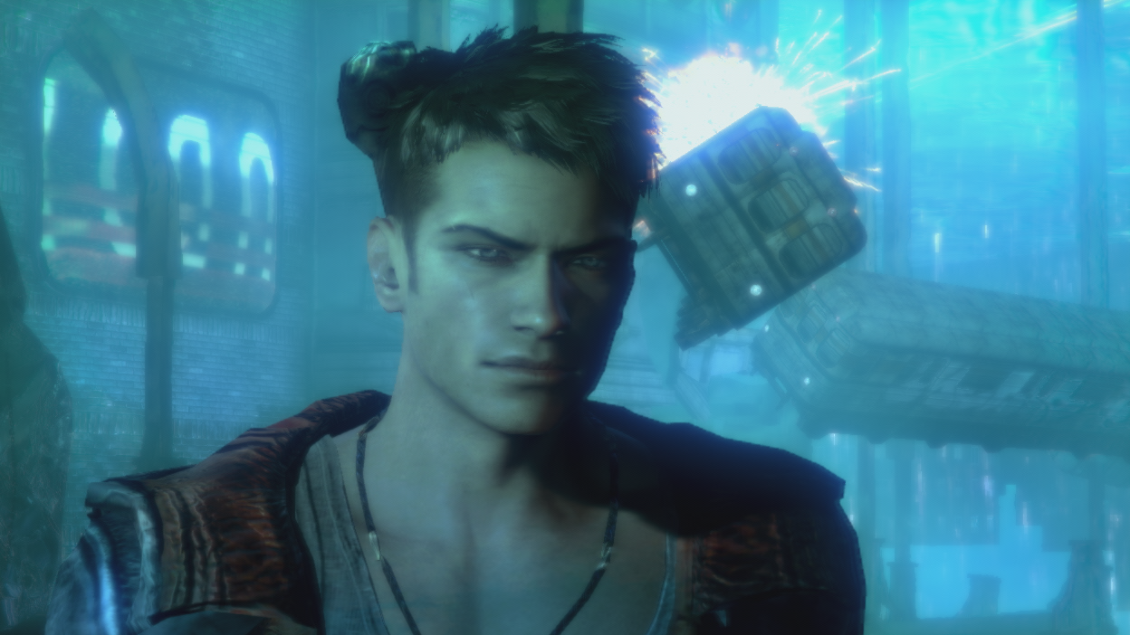 Dante Dmc 5 Hairstyle Www Gameinformer Com Tweets With