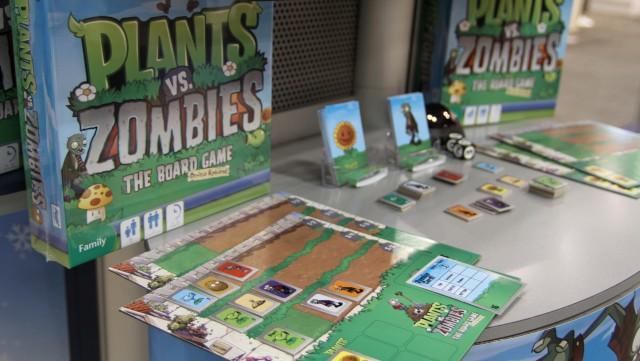 Plants vs zombies the board game angek ndigt news - Zombie side gioco da tavolo ...