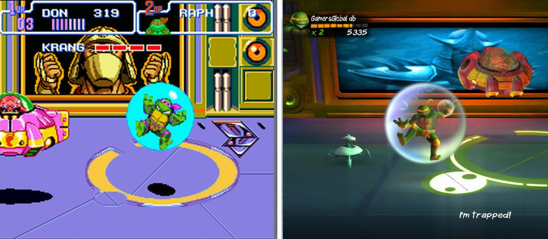 GG-Test: TMNT - Turtles In Time Re-Shelled - News