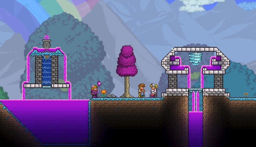 how to add friend to terraria steam