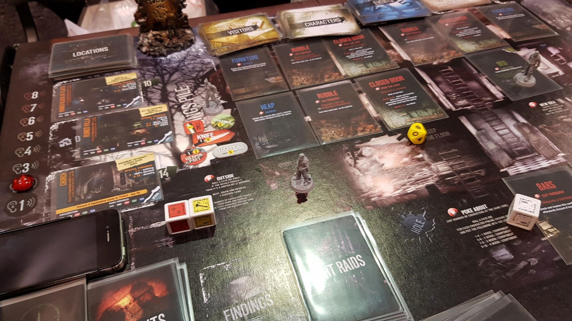 Brettspiel-Preview: This War of Mine Board Game - News | GamersGlobal.de