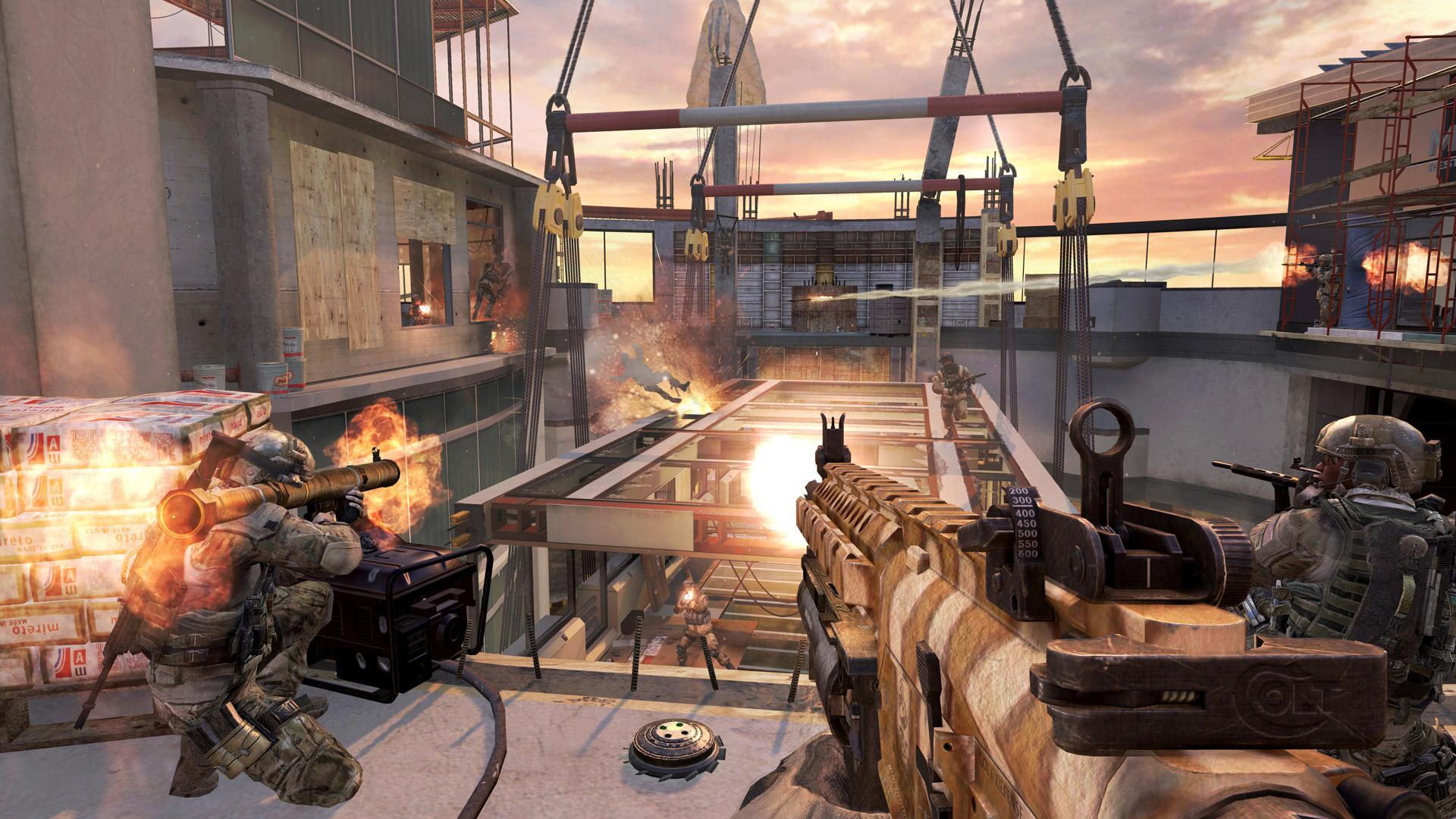 Call Of Duty Mw3 Und Black Ops Dlcs Bis 10 7 Fur