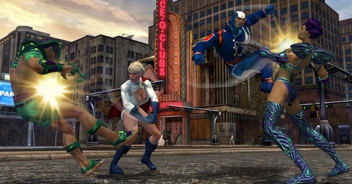 Mortal Kombat vs. DC Universe essentials uncut (PS3)
