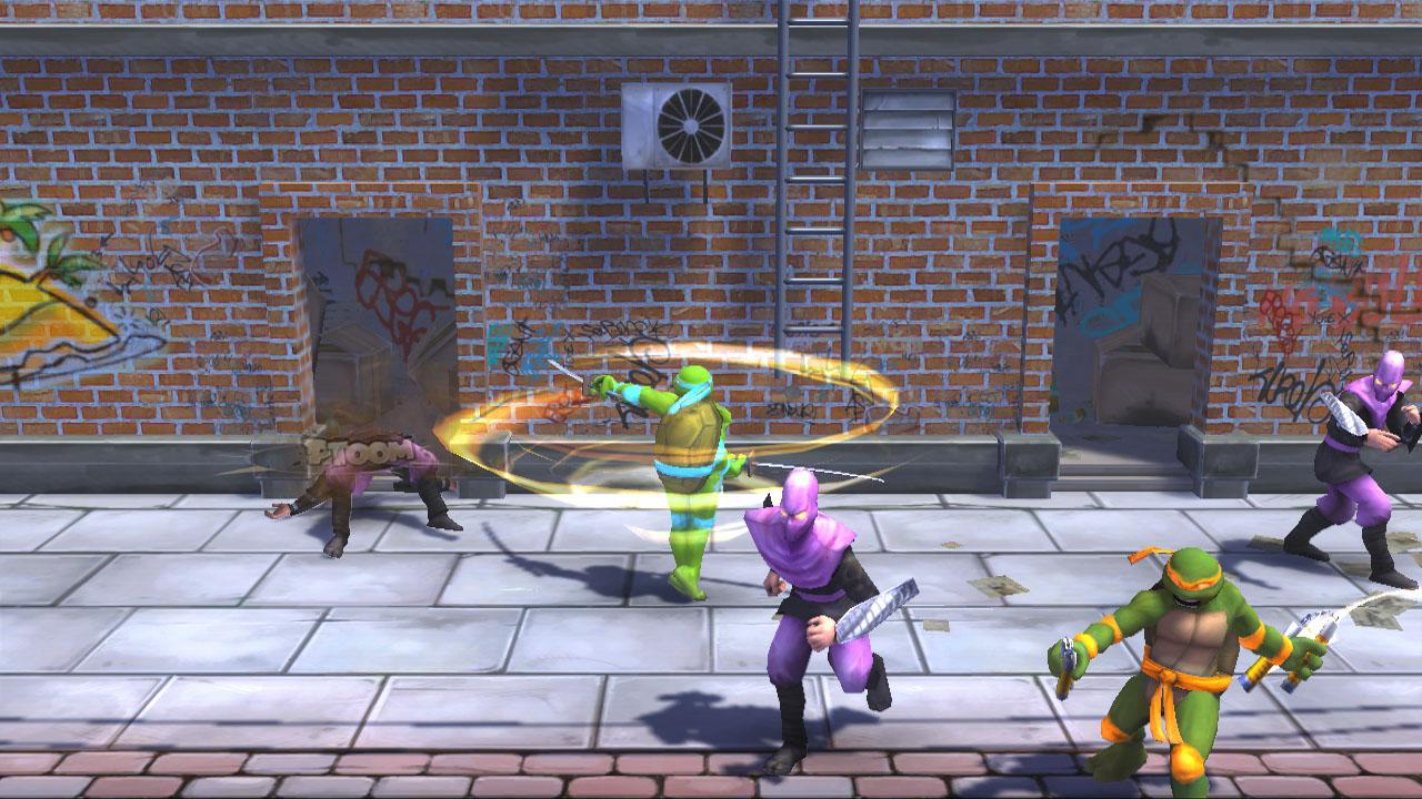 Ubisoft hat heute den Launch-Trailer zu Teenage Mutant Ninja Turtles