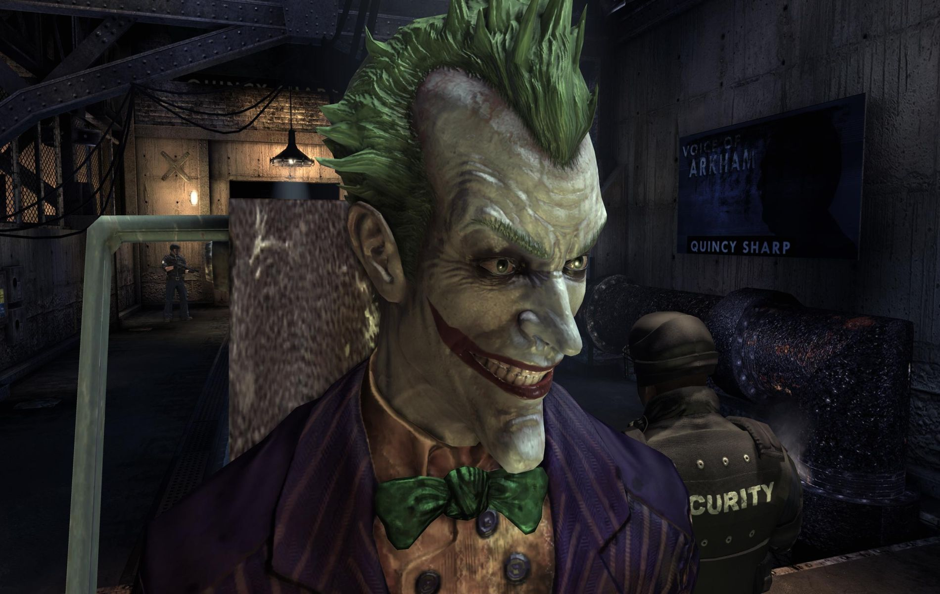der joker batman