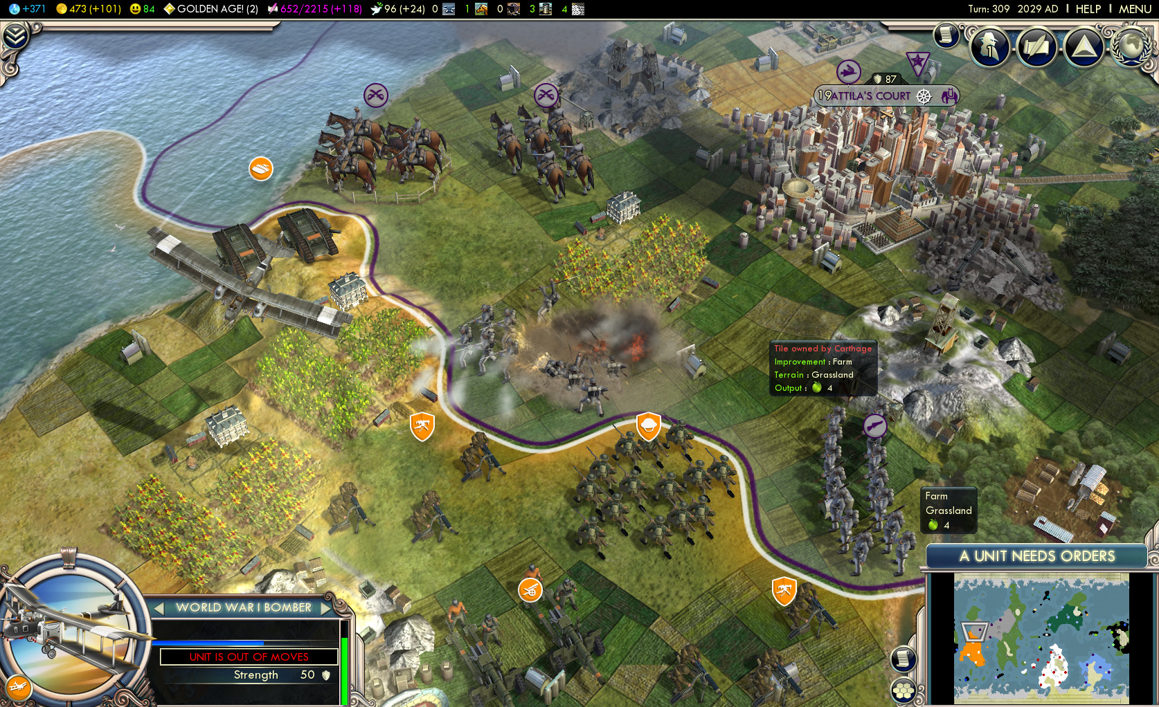 Civilization 5 braveboard - 72b2