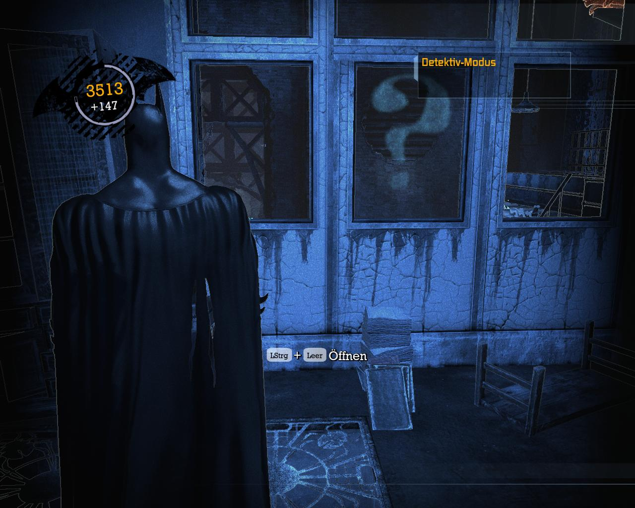 batman arkham asylum parents guide