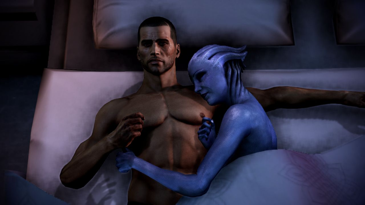 Mass effect sex guide, fake tits pussy pics black female