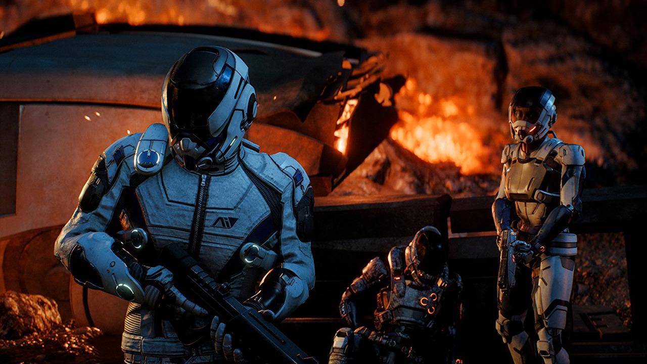 Mass Effect Sex Stories 3