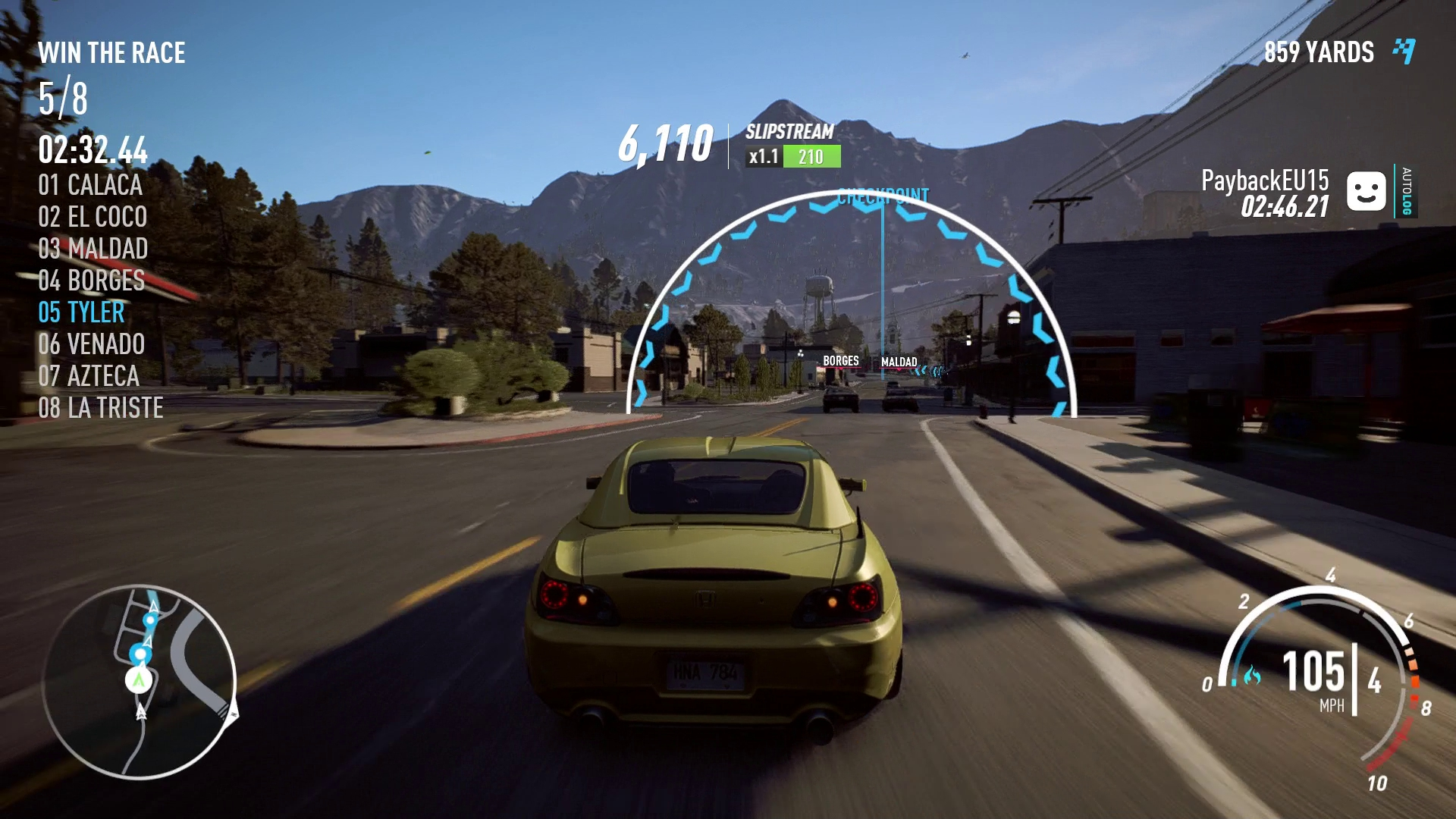 need for speed payback preview gewohnt arcadig. Black Bedroom Furniture Sets. Home Design Ideas