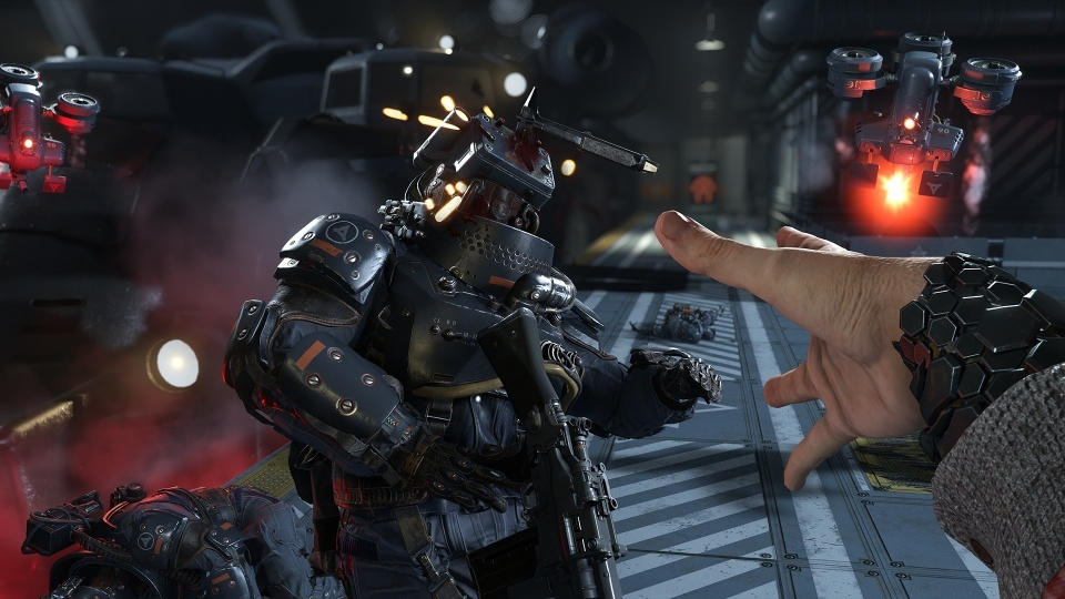Wolfenstein 2 stealth is surprisingly strong | Rock Paper