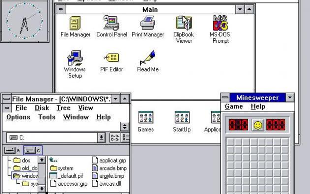 schatten unter desktopsymbole windows 10