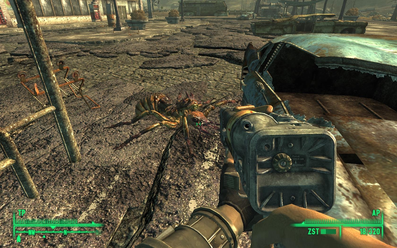 Fallout 3 mods xxx scenes
