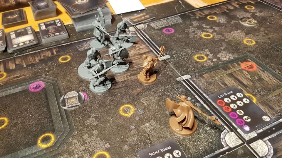Dark Souls Brettspiel