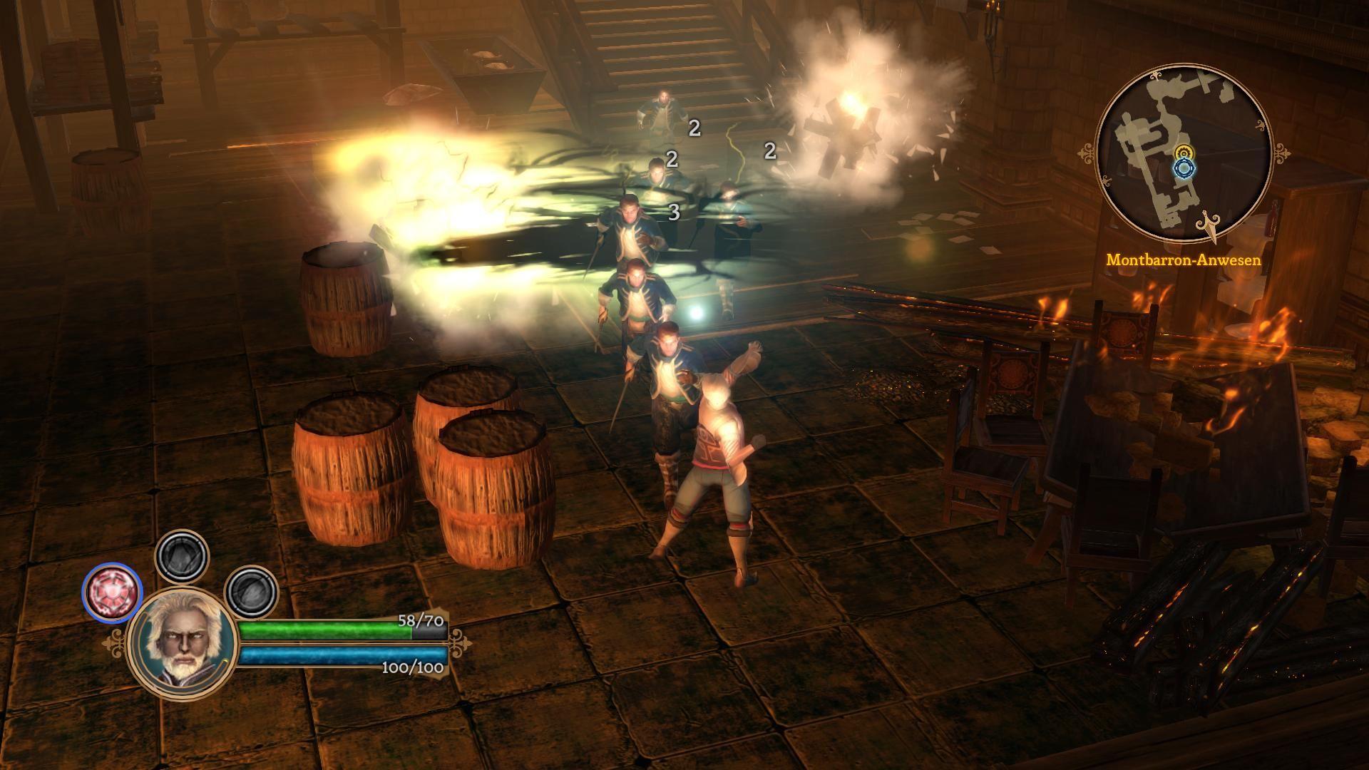 Dungeon siege 3 hentia erotic scene