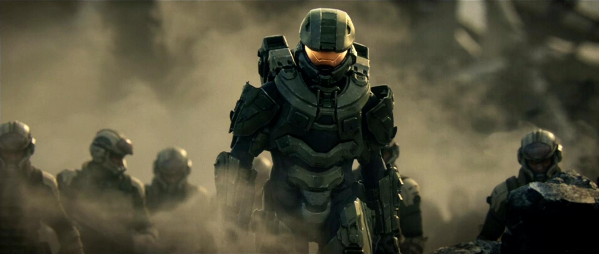 Halo 4 test halo 4 1 cineastische r ckkehr waffen 6er box 39 spielwelt 39 - Halo 4 photos ...