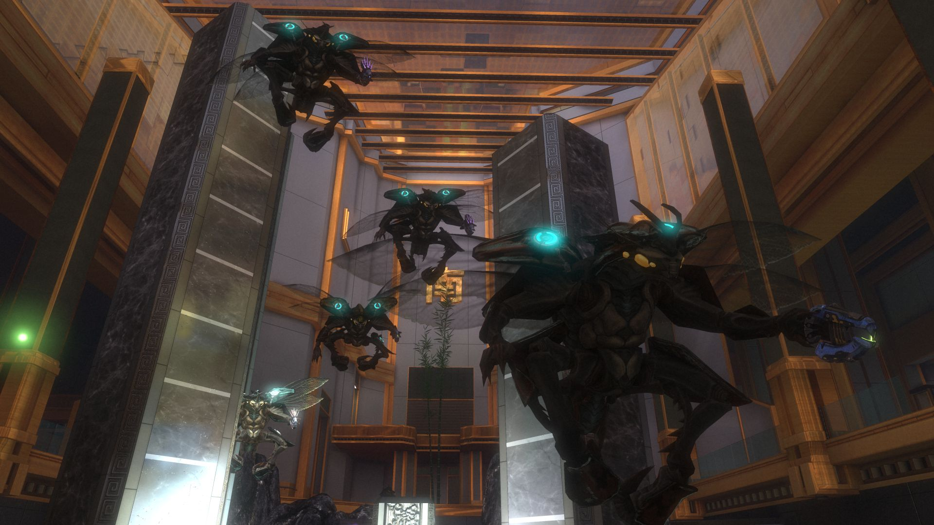 Halo reach firefight matchmaking alone