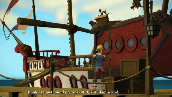 Tales Of Monkey Island Hilfe