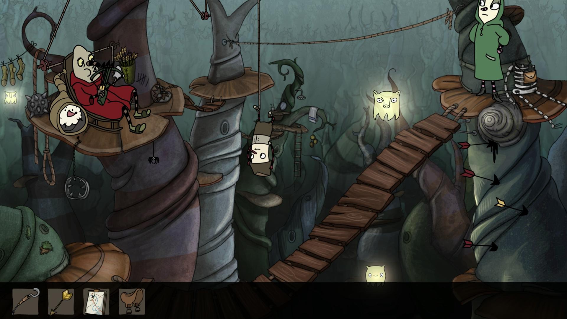 Indie-Spiele sind schwer im Kommen und erfreuen sich gerade auch im Adventure-Bereich großer Beliebtheit. Studio Fizbin zeigt mit ihrem Adventure, was mit ...
