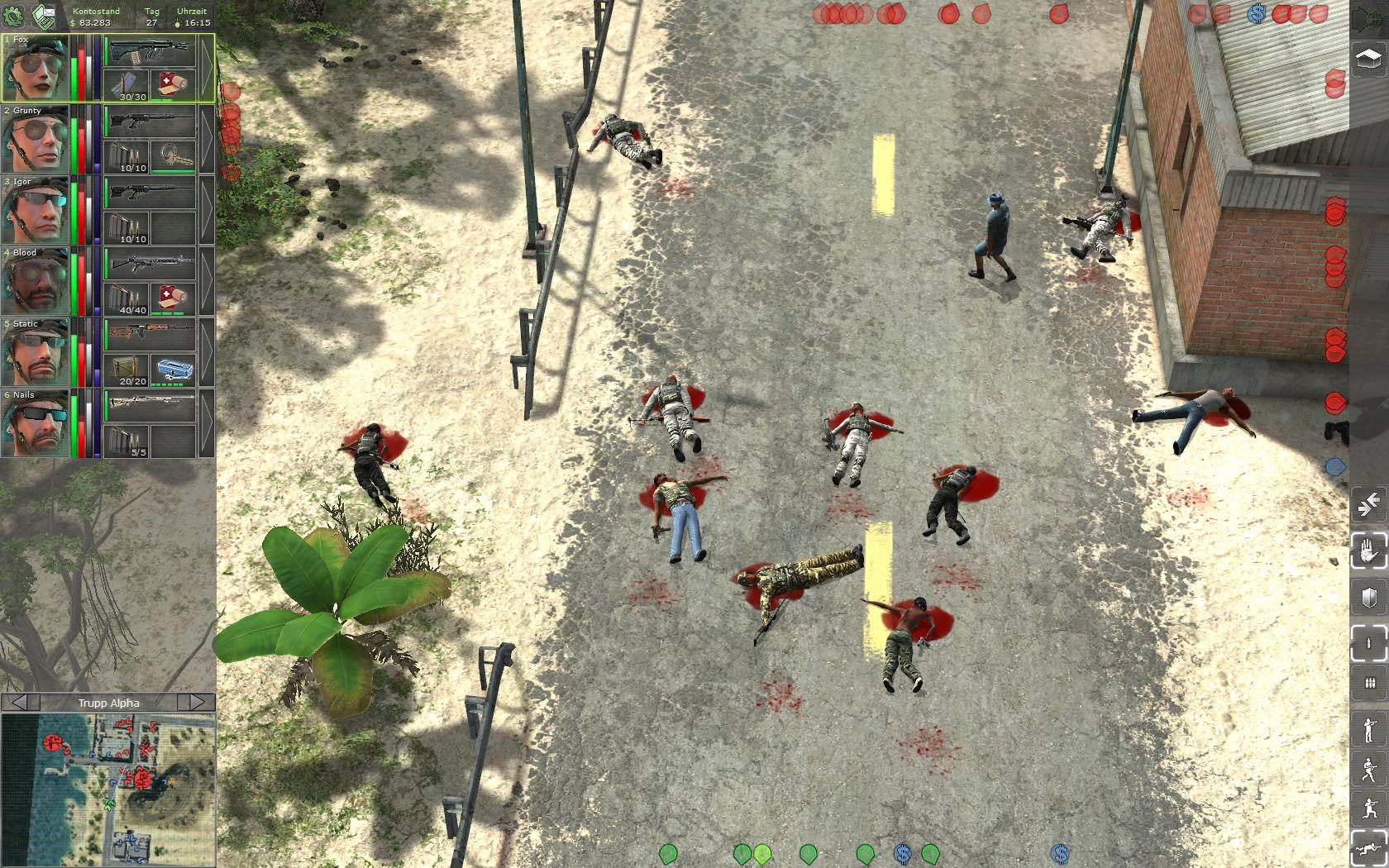 Famas changes image - realistic rebalancing mod for jagged alliance: back in action