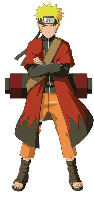 Naruto Eremiten Modus