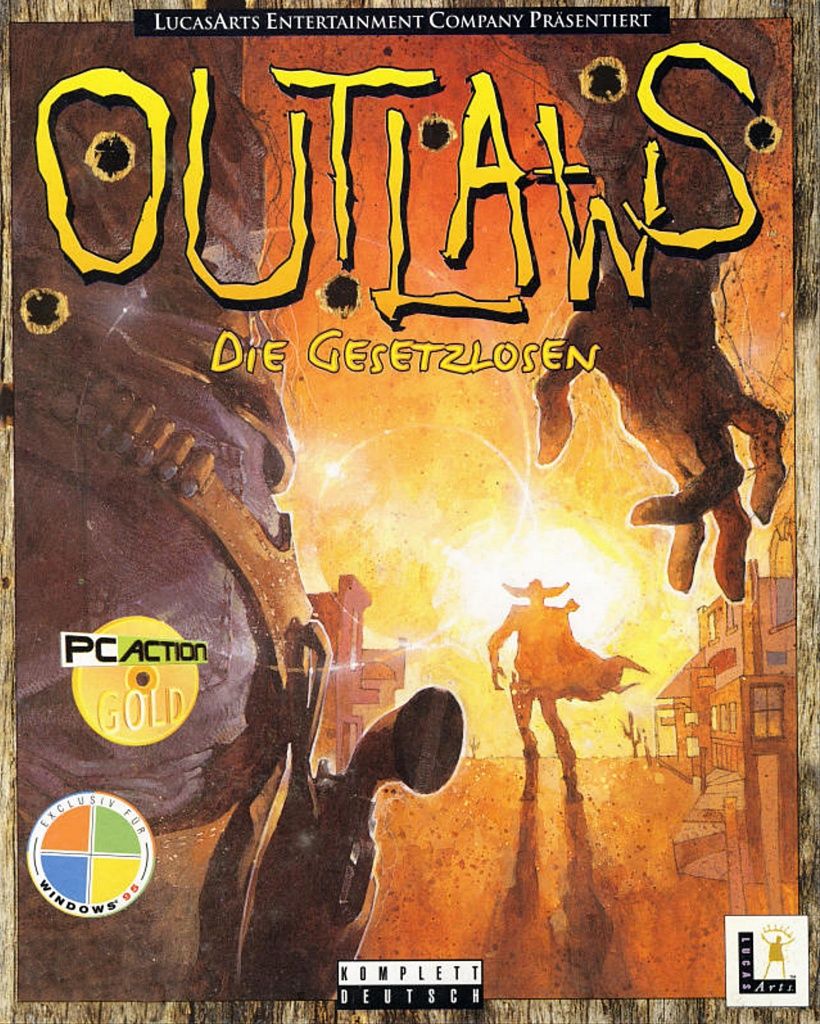 Outlaws Spiel