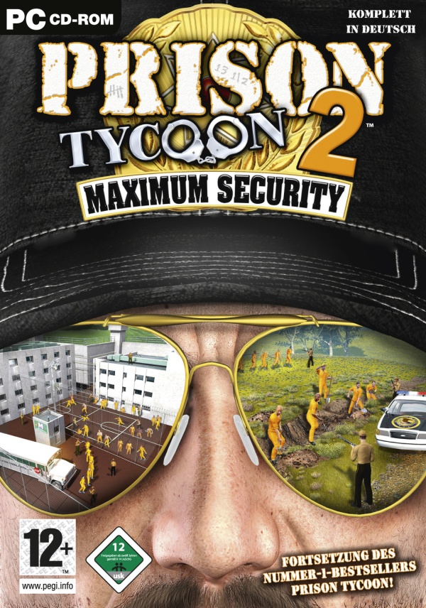 Prison tycoon 2 pc 5907508771287.