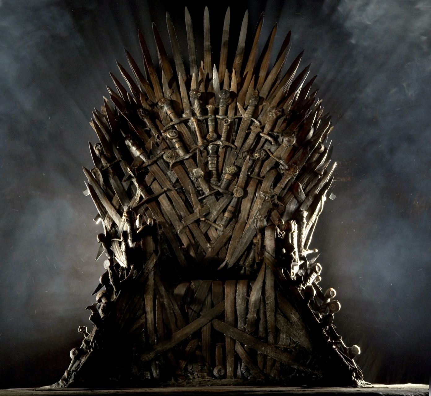 Game Of Thrones Throne Wallpaper: Game Of Thrones, S.1: Komplett Neue