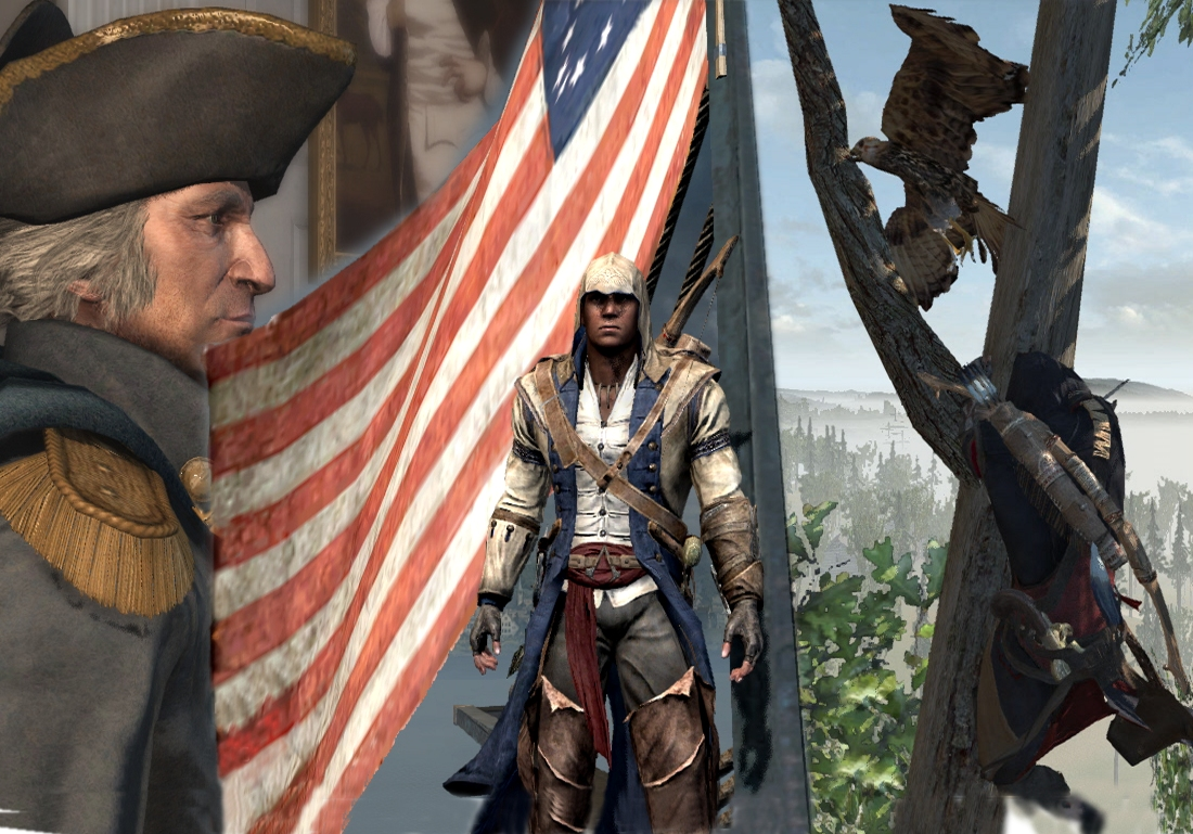 Assassin's Creed 3 Test - Assassin's Creed 3, #1: Check ...