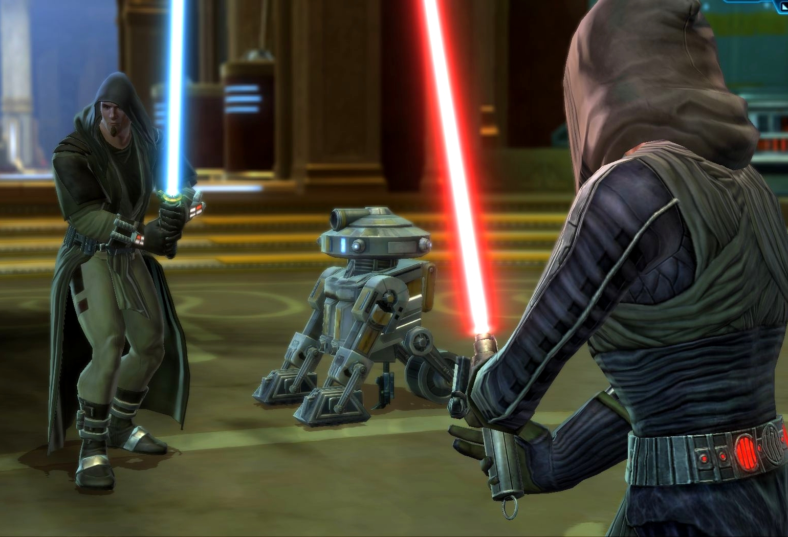 Star Wars - The Old Republic Test | GamersGlobal.de
