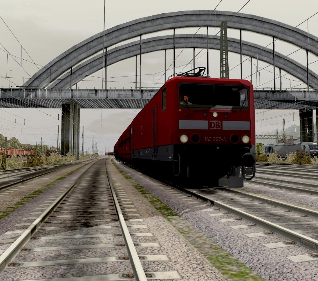 Kostenloser Zug Simulator