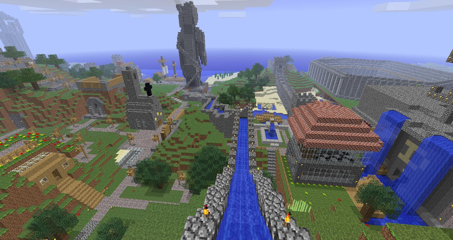 Erlebt Minecraft - Vom...