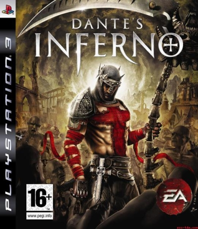 evloution of sin in dantes inferno