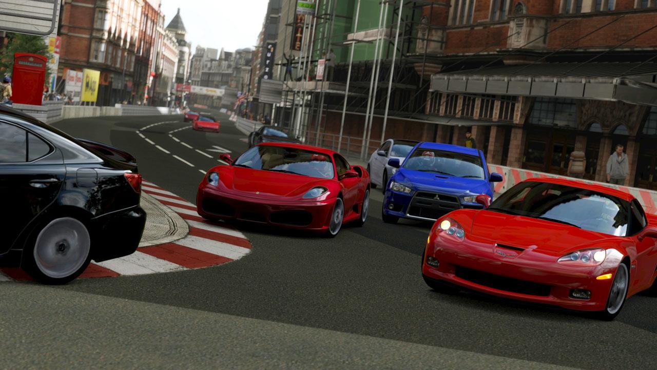 Gran Turismo 5 Prologue Ferrari Impressionen Screenshot Galerie Gamersglobal De