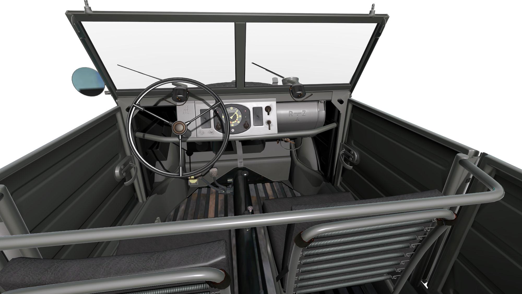 Gran Turismo Sport Update >> Gran Turismo 5 – VW Kübelwagen Typ 82 '44 ...