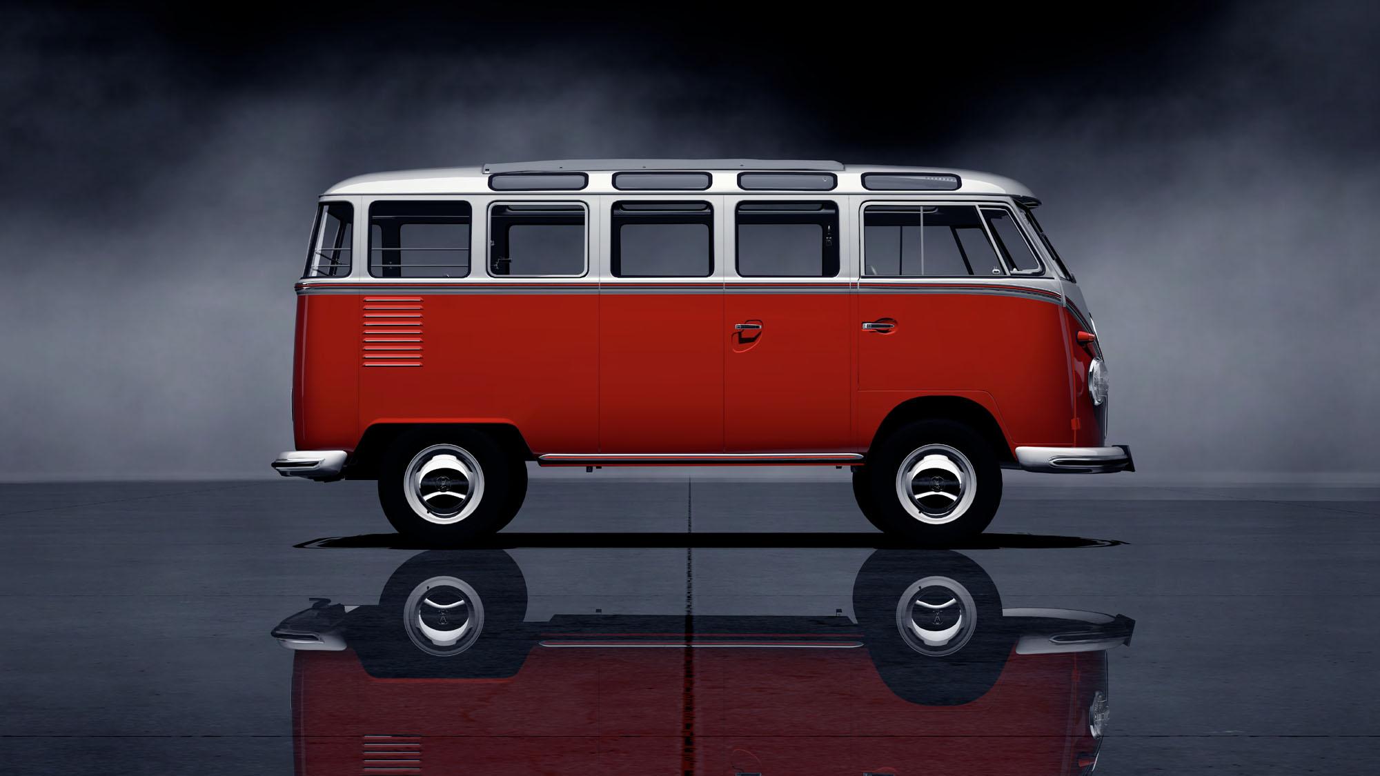 Gran Turismo Sport Update >> Gran Turismo 5 – VW Typ 2 T1 SambaBus '62 ...