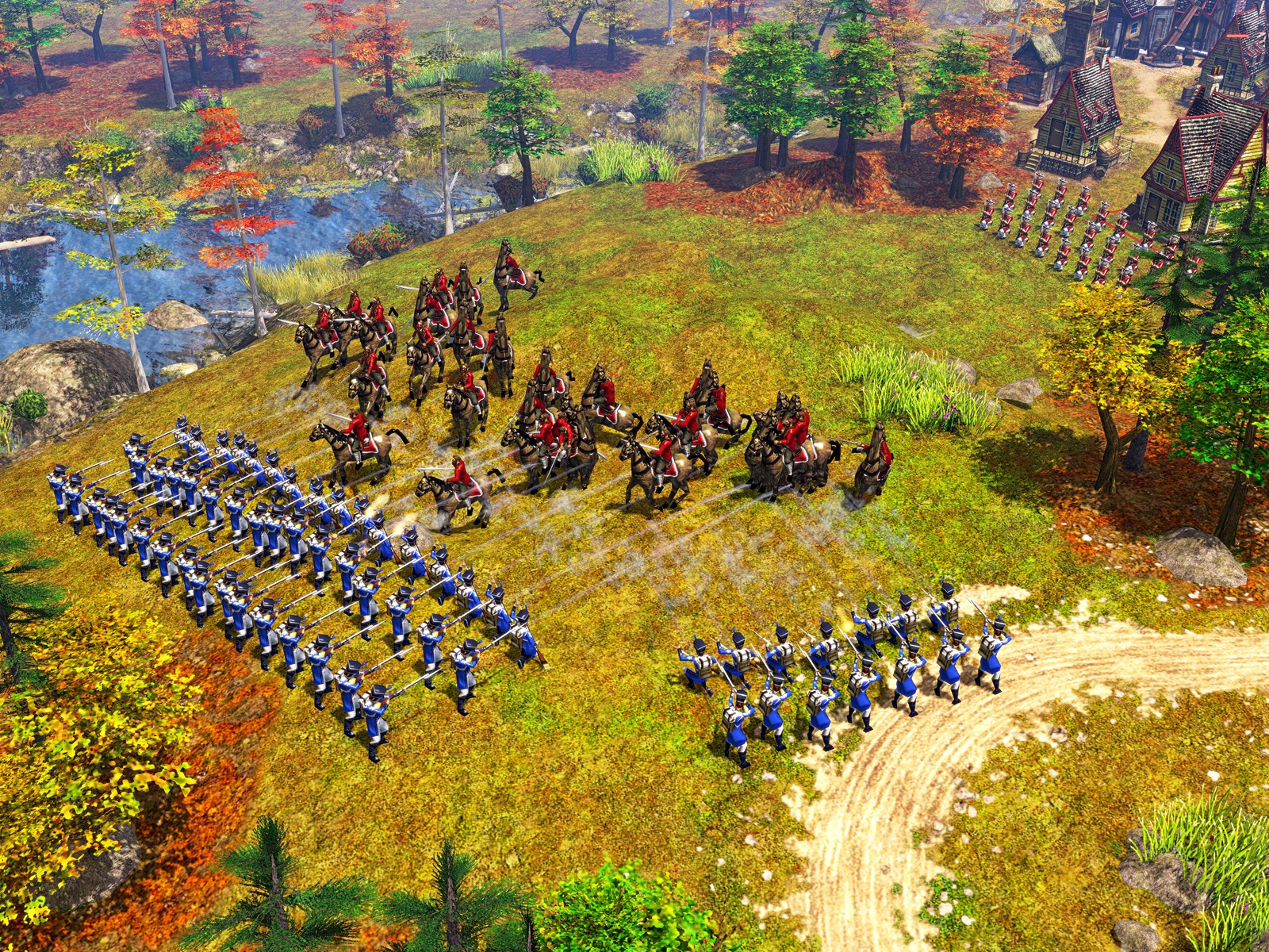esocommunity age of empires iii tournaments replays - HD1600×1200