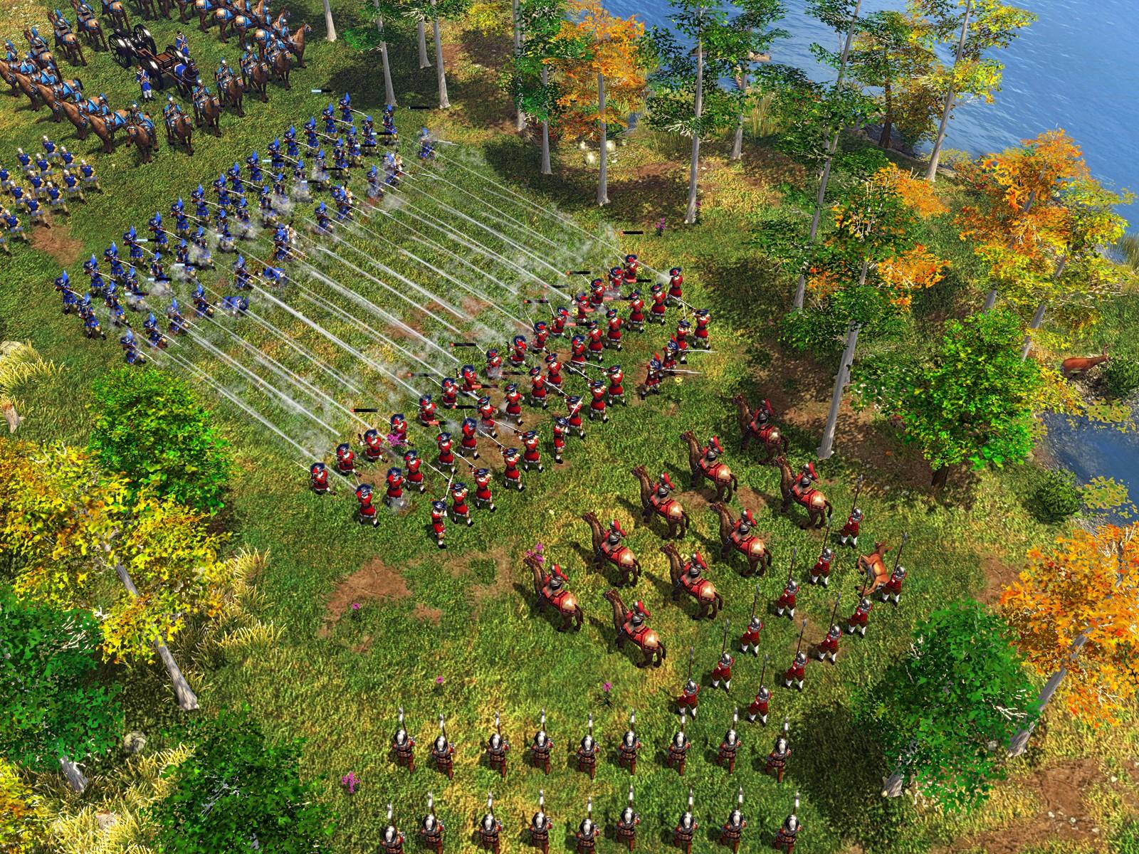 esocommunity age of empires iii tournaments replays - 1000×750