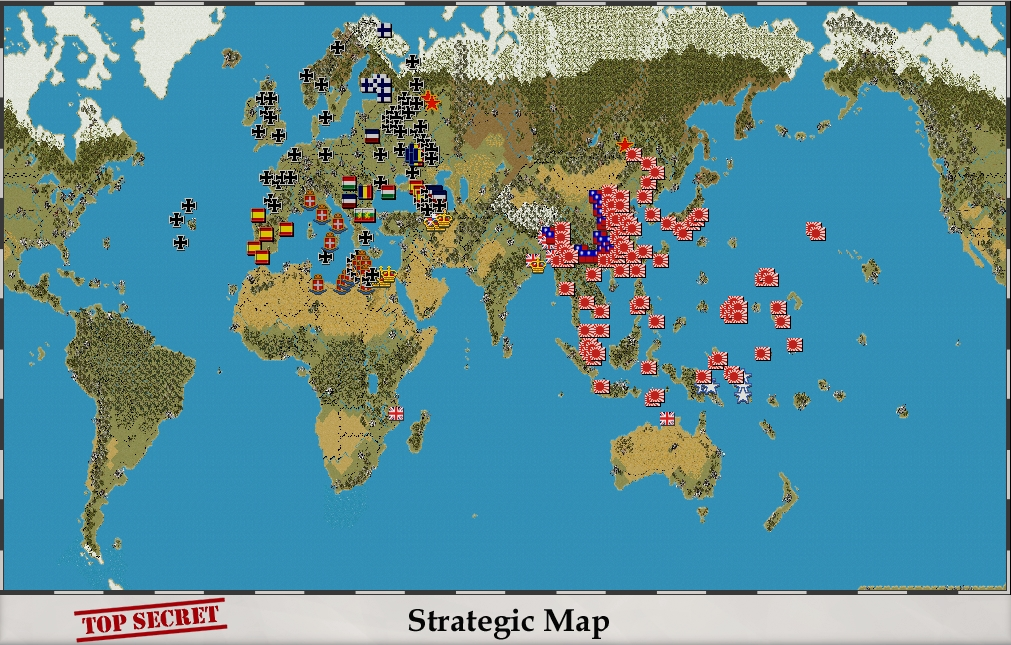 Strategic Command - WW2 Global Conflict: Gold Galerie