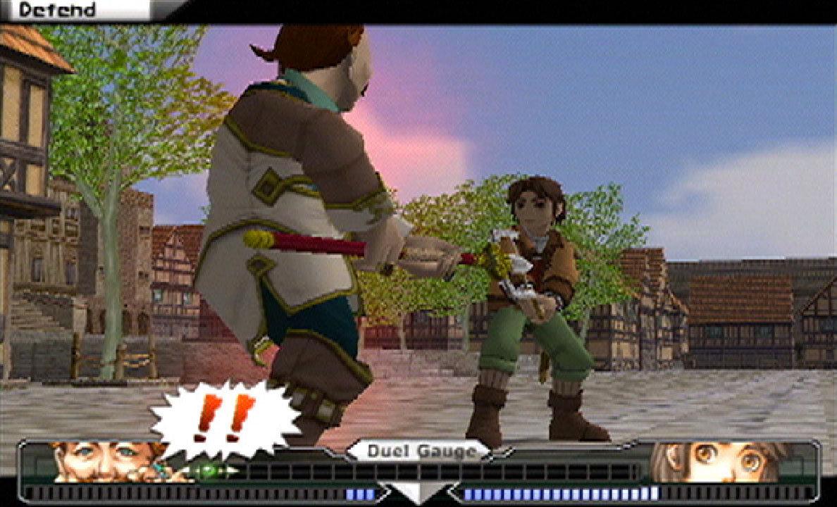 Suikoden 3 (Herstellerbilder Playstation 3, PS2 Classics