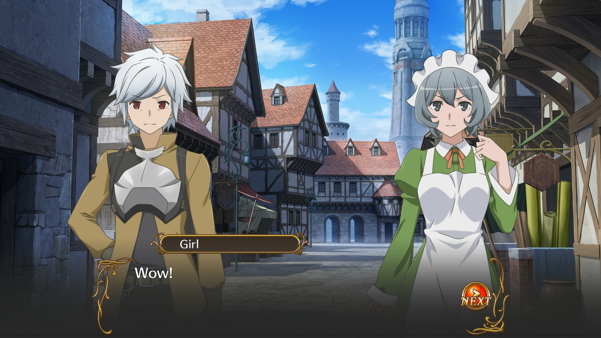 Is It Wrong to Try to Pick Up Girls in a Dungeon? Familia