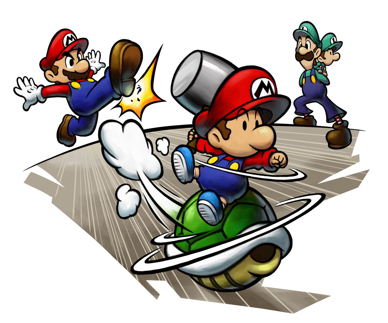 Mario & Luigi - Zusammen durch die Zeit Galerie | GamersGlobal
